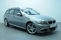2010 BMW 3 SERIES 2.0 318I M SPORT BUSINESS EDITION TOURING 5d 141 BHP £7395.00