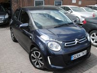 2014 CITROEN C1 1.0 FEEL 3d 68 BHP £SOLD