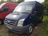 USED 2012 12 FORD TRANSIT 2.2 350 1d 124 BHP NO V A T WITH THIS VEHICLE