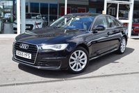 USED 2015 65 AUDI A6 2.0 TDI ULTRA SE 4d 188 BHP DRIVE AWAY TODAY WITH £0 DEPOSIT AND NO REPAYMENTS FOR 2 MONTHS