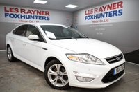 2014 FORD MONDEO 2.0 TITANIUM X BUSINESS EDITION TDCI 5d 161 BHP £7499.00