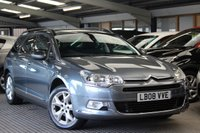 USED 2008 08 CITROEN C5 2.0 VTR PLUS HDI 5d 138 BHP