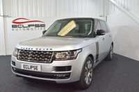 2013 LAND ROVER RANGE ROVER 4.4 SDV8 AUTOBIOGRAPHY 5d AUTO 339 BHP £54995.00
