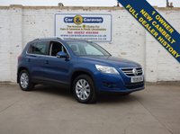 USED 2009 09 VOLKSWAGEN TIGUAN 2.0 SE TDI 5d 138 BHP Full Service History + CAMBELT 0% Deposit Finance Available