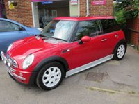 2004 MINI HATCH ONE 1.4 ONE D 3d 74 BHP MODIFIED £SOLD