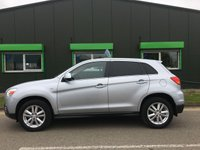 USED 2010 10 MITSUBISHI ASX 1.8 DI-D 3 5 DOOR SUV only 50,000 with full service history