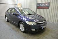 2007 HONDA CIVIC 1.3 IMA ES HYBRID 4d AUTO 115 BHP £3995.00