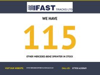 USED 2014 64 MERCEDES-BENZ SPRINTER 2.1 313 CDI LWB 1d 129 BHP READY FOR WORK