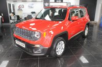 USED 2015 65 JEEP RENEGADE LONGITUDE M-JET 4X4