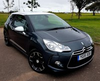 USED 2015 15 CITROEN DS3 1.6 E-HDI DSTYLE PLUS 3d 90 BHP