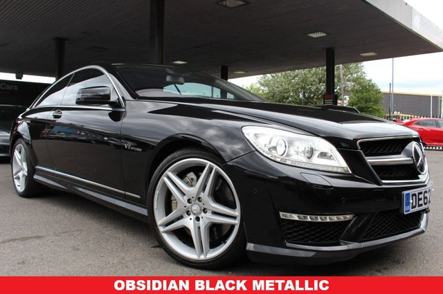 MERCEDES-BENZ CL at Derby Trade Cars
