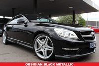 USED 2012 62 MERCEDES-BENZ CL 5.5 CL63 AMG 2d AUTO 544 BHP