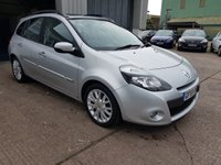 USED 2009 59 RENAULT CLIO 1.5 DYNAMIQUE DCI 5d 85 BHP **£30 ROAD FUND**1 OWNER**LOW MILEAGE**
