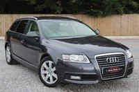 2008 AUDI A6 AVANT 2.0 AVANT TFSI SE 5d 168 BHP £5995.00
