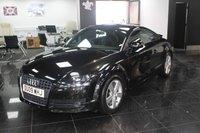 2009 AUDI TT 2.0 TDI QUATTRO 3d 170 BHP £7999.00