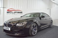 USED 2014 64 BMW 6 SERIES 4.4 M6 GRAN COUPE 4d AUTO 553 BHP