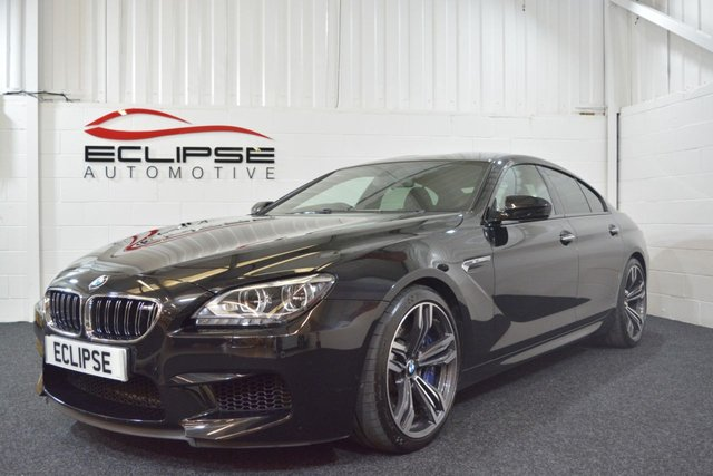 2014 64 BMW 6 SERIES 4.4 M6 GRAN COUPE 4d AUTO 553 BHP