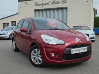 USED 2010 10 CITROEN C3 1.4 VTR PLUS 5d 72 BHP