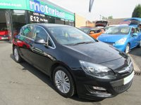USED 2014 64 VAUXHALL ASTRA 1.6 EXCITE CDTI ECOFLEX S/S 5d 108 BHP ** 01543 379066 ** JUST ARRIVED **