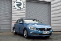 USED 2016 66 VOLVO V60 2.0 D3 BUSINESS EDITION 5d AUTO
