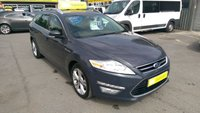 2012 FORD MONDEO 2.0 TITANIUM TDCI 5 DOOR ESTATE AUTOMATIC 161 BHP WITH ONLY 42000 MILES £7999.00