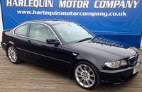 2005 BMW 3 SERIES 3.0 330CI  2d 228 BHP £4490.00