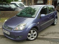 USED 2006 56 FORD FIESTA 1.4 FREEDOM 16V 5d 78 BHP GREAT SERVICE HISTORY INC CAMBELT