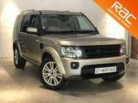 2009 LAND ROVER DISCOVERY 4 TDV6 HSE 7 SEATS/PAN £17997.00