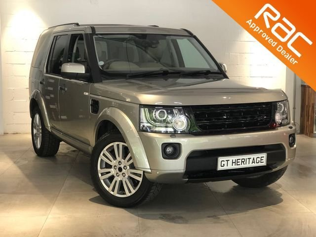 2009 59 LAND ROVER DISCOVERY 4 TDV6 HSE 7 SEATS/PAN