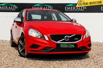 2012 VOLVO V60 2.0 D3 R-DESIGN 5d 161 BHP £8500.00