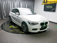 USED 2013 63 BMW 1 SERIES 3.0 M135I 3d AUTO 316 BHP £0 DEPOSIT FINANCE AVAILABLE, AIR CONDITIONING, BLUETOOTH CONNECTIVITY, BMW EFFICIENT DYNAMICS, BMW I DRIVE, CLIMATE CONTROL, DAB RADIO, FULL RED LEATHER UPHOLSTERY, PARKING SENSORS, STEERING WHEEL CONTROLS, XENOX HEADLIGHTS