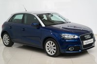 2013 AUDI A1 1.6 SPORTBACK TDI SPORT 5d 103 BHP £9950.00