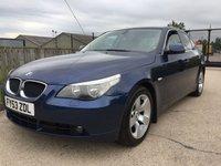 2003 BMW 5 SERIES 3.0 530D SE 4d AUTO 215 BHP £3490.00