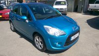 USED 2010 60 CITROEN C3 1.6 EXCLUSIVE 5 DOOR AUTOMATIC 118 BHP IN METALLIC BLUE WITH ONLY 22000 MILES APPROVED CARS ARE PLEASED TO OFFER THIS  CITROEN C3 1.6 EXCLUSIVE 5 DOOR AUTOMATIC 118 BHP IN METALLIC BLUE WITH BLACK CLOTH INTERIOR AND A FULL SERVICE HISTORY SERVICED AT 3K,11K ANDV 19K A GREAT LITTLE AUTOMATIC 5 DOOR FAMILY RUNAROUND.