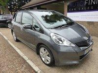 2013 HONDA JAZZ 1.3 I-VTEC ES PLUS 5d AUTO 99 BHP £6495.00