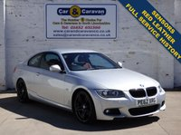 USED 2012 62 BMW 3 SERIES 2.0 320D M SPORT 2d 181 BHP Full Service History Leather 0% Deposit Finance Available