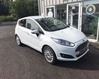 USED 2014 64 FORD FIESTA 1.0 TITANIUM ECOBOOST (100PS) THIS VEHICLE IS AT SITE 1 - TO VIEW CALL US ON 01903 892224