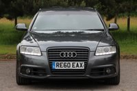 USED 2010 60 AUDI A6 2.0 AVANT TDI S LINE SPECIAL EDITION 5d AUTO 168 BHP