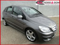 USED 2011 04 MERCEDES-BENZ B CLASS 2.0 B180 CDI SPORT 5dr AUTO 109 BHP *LOCAL LADY OWNER* PANORAMIC GLASS SUNROOF,PARKING SENSORS AND HEATED SEATS