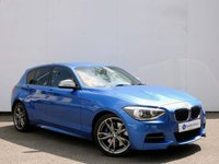 USED 2014 N BMW 1 SERIES 3.0 M135I 5d AUTO 316 BHP FULL BMW MAIN DEALER SERVICE HISTORY......