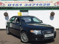 2007 AUDI A4 1.9 TDI SE TDV 4d 116 BHP £2199.00