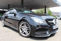 2014 MERCEDES-BENZ E CLASS 2.1 E220 BLUETEC AMG LINE 2d 174 BHP £14750.00