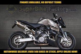 2006 KTM SUPERDUKE 1000cc 990  £3791.00