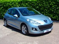 2011 PEUGEOT 207 1.4 ENVY 3d 95 BHP £2975.00