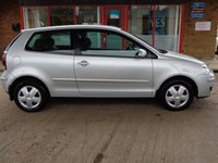 USED 2007 57 VOLKSWAGEN POLO 1.2 S 3d 59 BHP