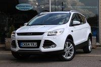 2015 FORD KUGA 2.0 TITANIUM X TDCI 5d 177 BHP £14417.00