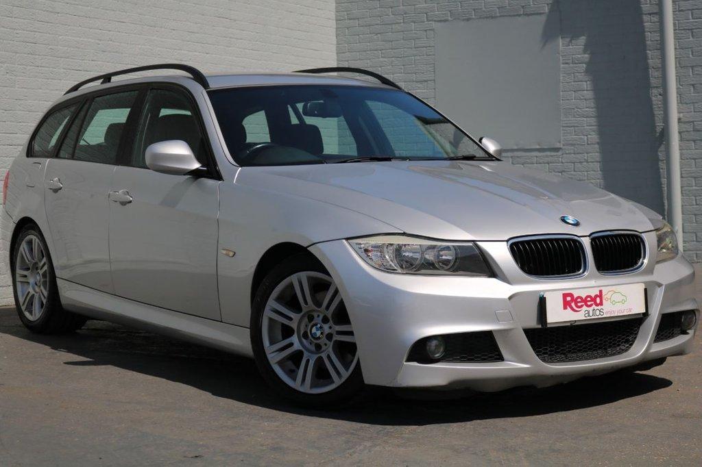 2009 59 BMW 3 SERIES 2.0 318D M SPORT TOURING 5d 141 BHP