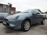 2002 FORD PUMA 1.7 16V 3d 123 BHP £1295.00