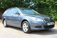 2012 SKODA OCTAVIA 1.6 SE TDI CR 5d 104 BHP £4750.00