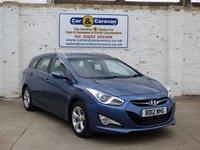 2012 HYUNDAI I40 1.7 CRDI ACTIVE BLUE DRIVE 5d 114 BHP £3788.00